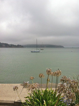 The bay from Sausalito.